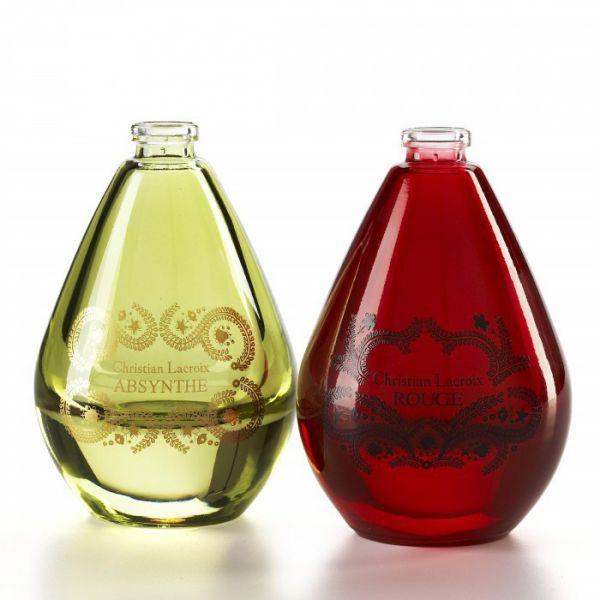 Pad Printing perfume bottle