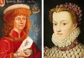 Ren Le Florentin Renato Bianco e Caterina de Medici
