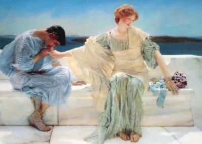 ancient greek perfume history