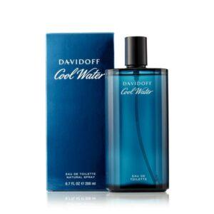 Cool Water Eau de Toilette Spray for Men by Davidoff