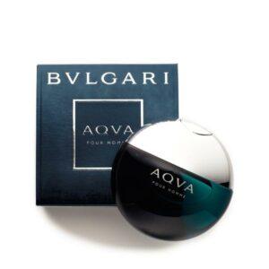 Aqva Eau de Toilette Spray for Men by Bvlgari
