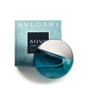 Aqva Marine Eau de Toilette Spray for Men by Bvlgari