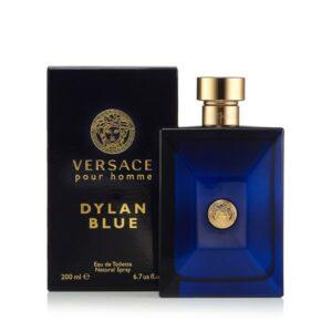 Dylan Blue Eau de Toilette Spray for Men by Versace