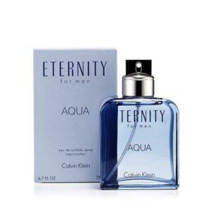 Eternity Aqua Eau de Toilette Spray for Men by Calvin Klein-1600938130
