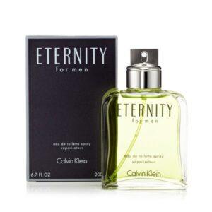 Eternity Eau de Toilette Spray for Men by Calvin Klein