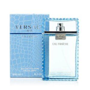Man Eau Fraiche Eau de Toilette Spray for Men by Versace