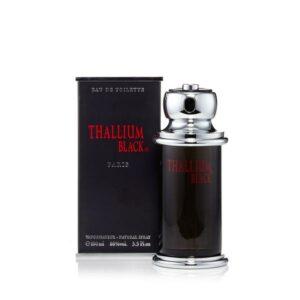 Thallium Black Eau de Toilette Spray for Men