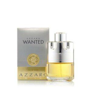 Wanted Eau de Toilette Spray for Men by Azzaro
