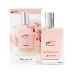 Amazing Grace Ballet Rose Eau de Parfum Spray for Women by Philosophy