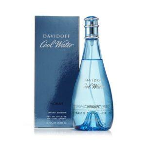Cool Water Eau de Toilette Spray for Women by Davidoff