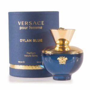 Dylan Blue Eau de Parfum Spray for Women by Versace