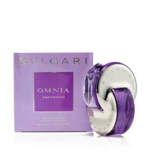 Omnia Amethyste Eau de Toilette Spray for Women by Bvlgari