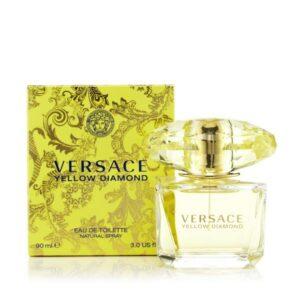 Yellow Diamond Eau de Toilette Spray for Women by Versace